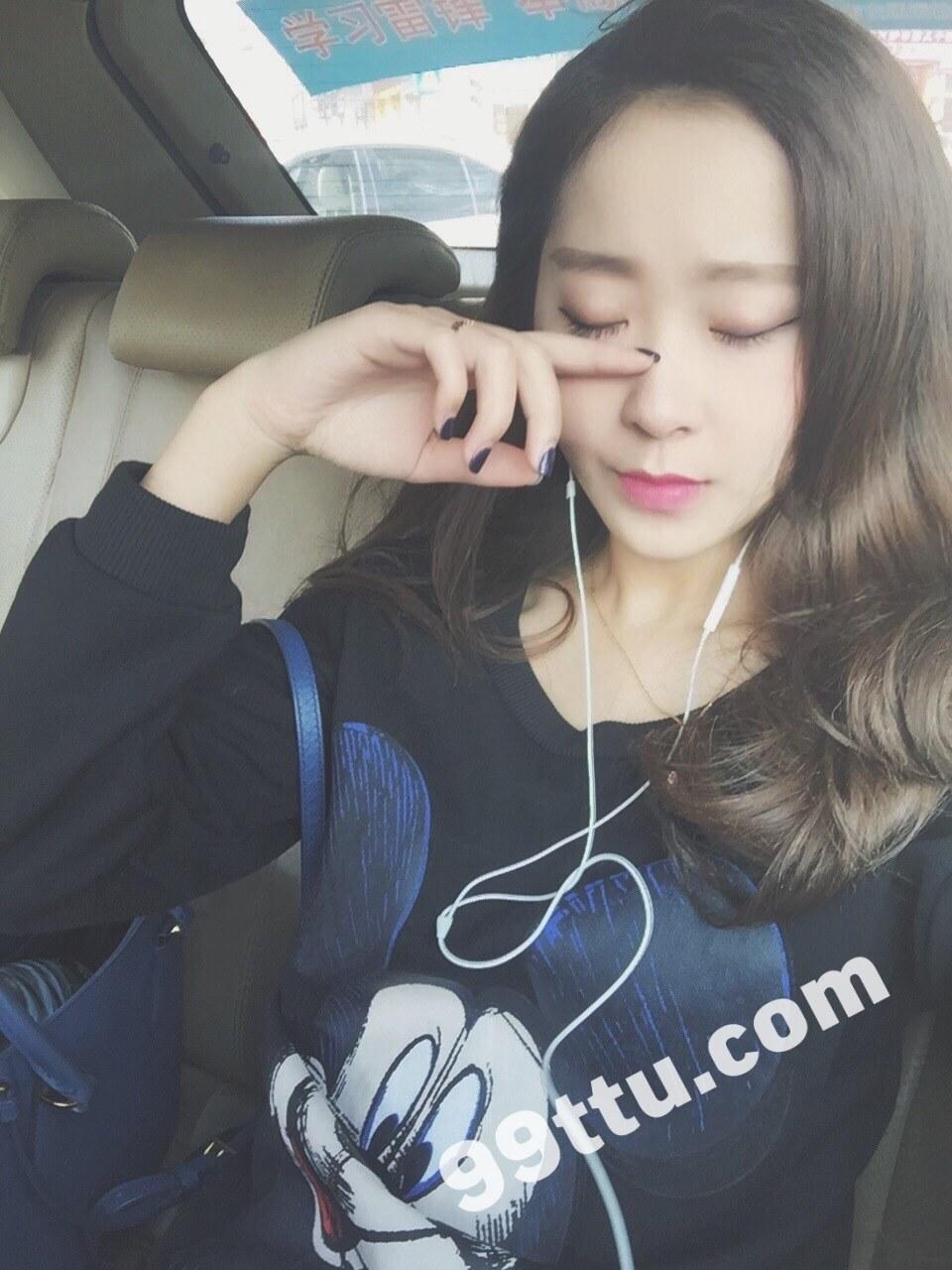 KK07 352张 美女女神自拍学生-9