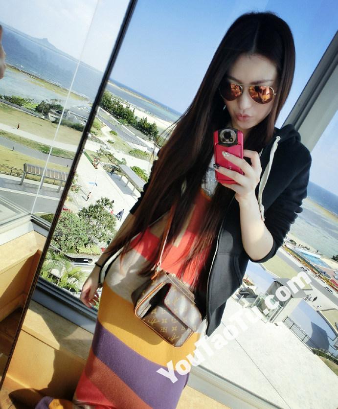 KK12 368张 美女自拍网红长腿模特-7