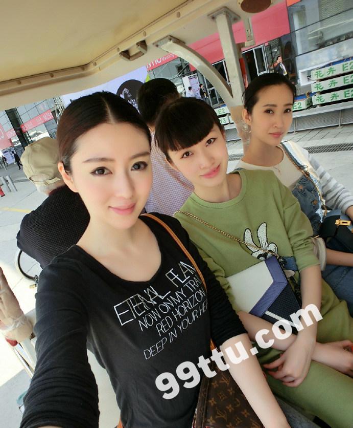 KK12 368张 美女自拍网红长腿模特-9
