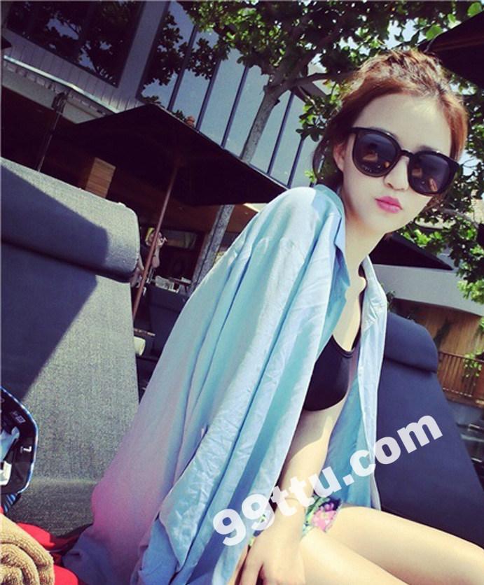 KK18 358张 超气质美女模特自拍照网红-2