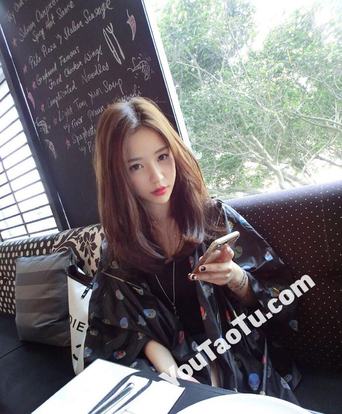 KK18 358张 超气质美女模特自拍照网红-3