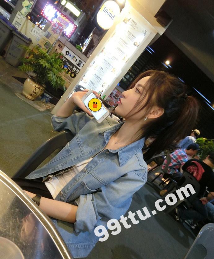 KK18 358张 超气质美女模特自拍照网红-6