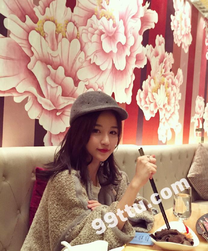 KK18 358张 超气质美女模特自拍照网红-7