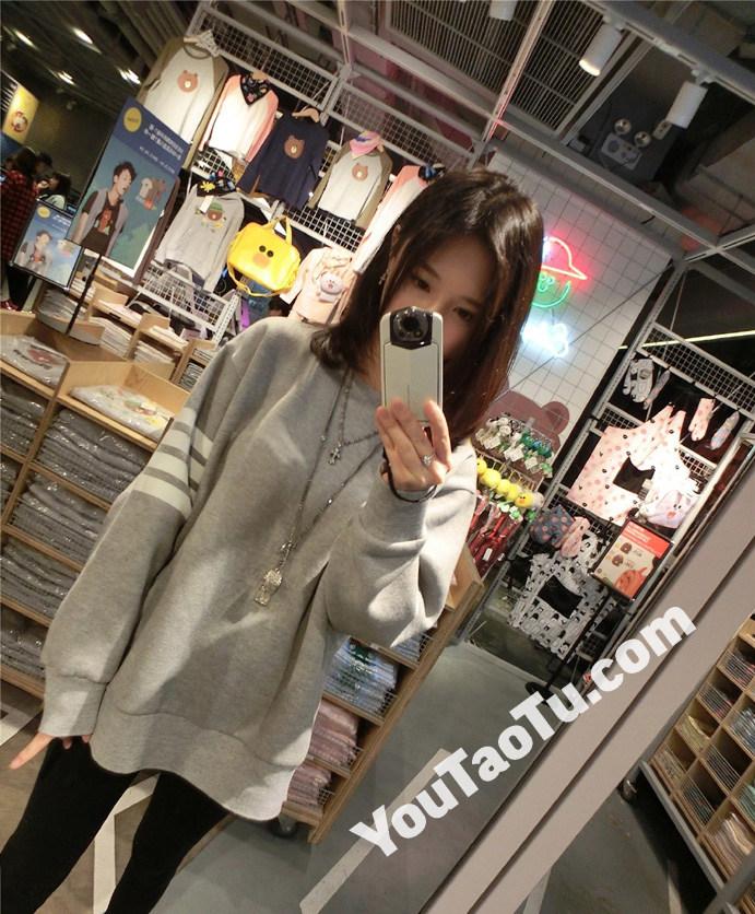 KK18 358张 超气质美女模特自拍照网红-8
