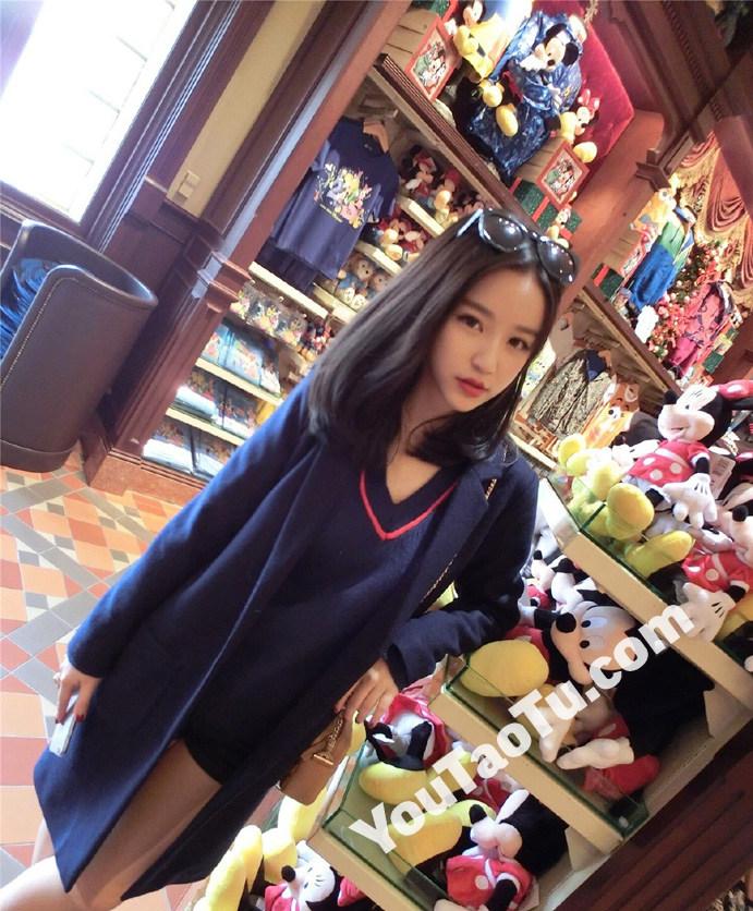 KK18 358张 超气质美女模特自拍照网红-12