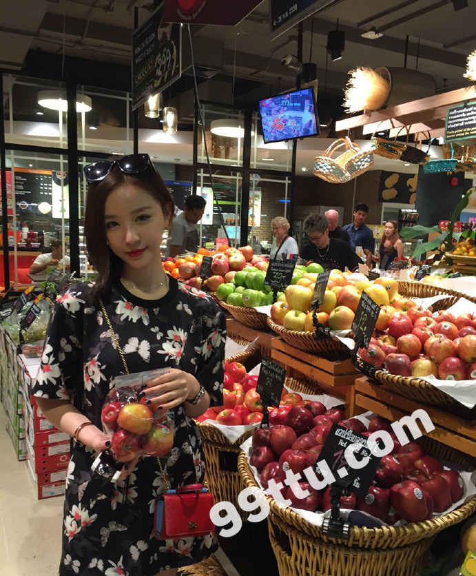 KK18 358张 超气质美女模特自拍照网红-14