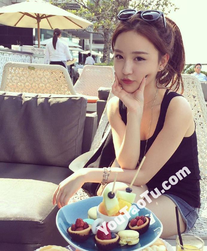 KK18 358张 超气质美女模特自拍照网红-15