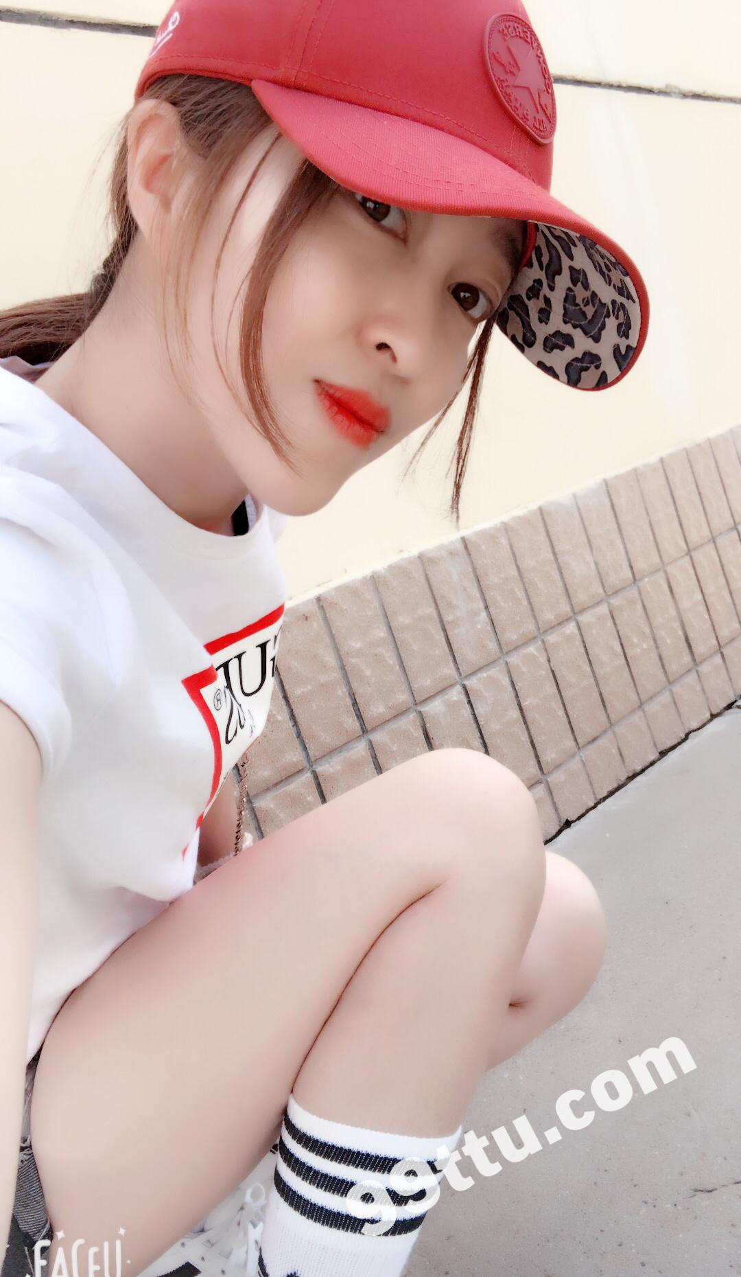 W23_女套图221照片+0视频(青春网红脸时尚)-4