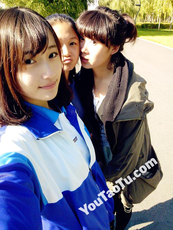 KK24 307张 学生高中生生活自拍套图-5
