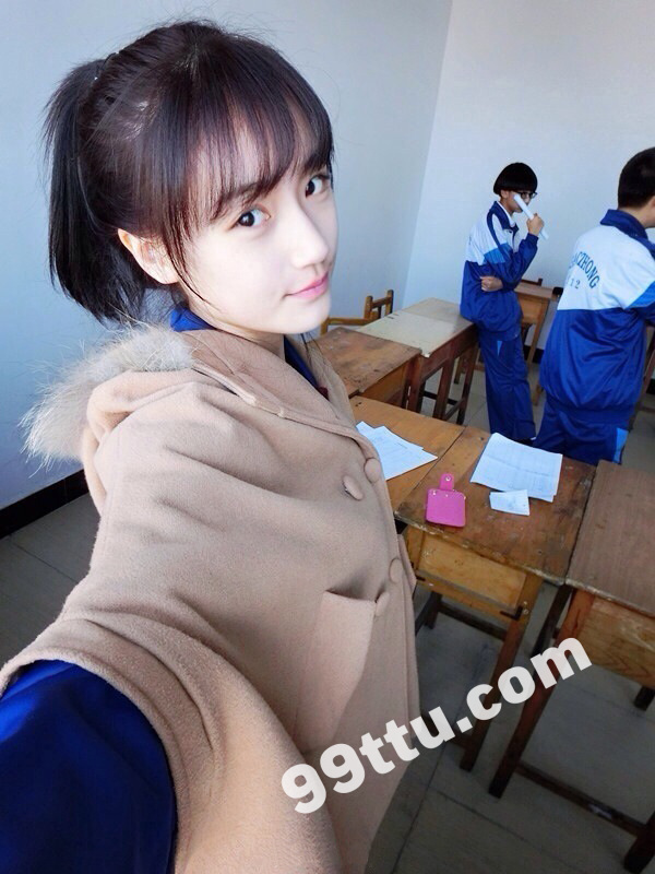 KK24 307张 学生高中生生活自拍套图-9