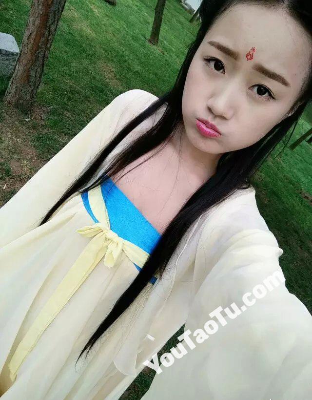 KK36 519张 可爱青春少女真实生活照-4