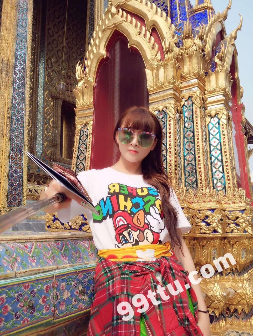 KK61_310张图+69视频 时尚可爱真实美女生活照-3