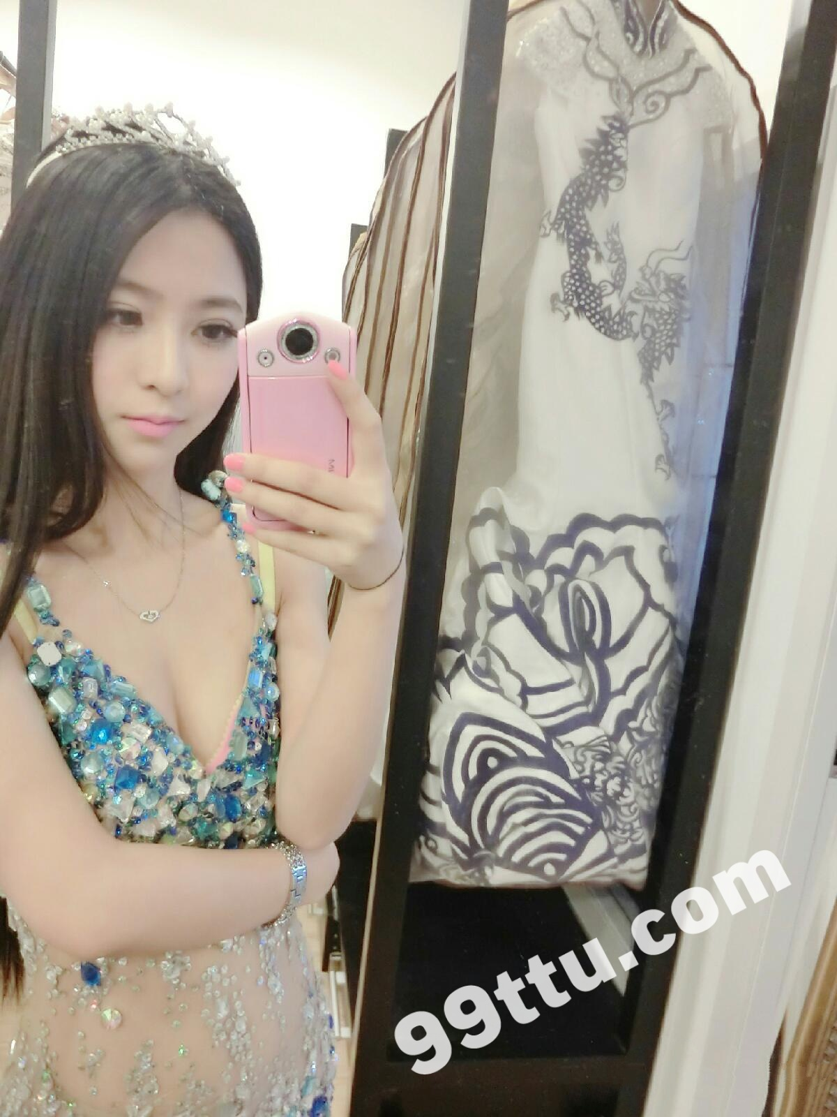 KK62_304张图+21视频 时尚美女网恋真实生活照-6