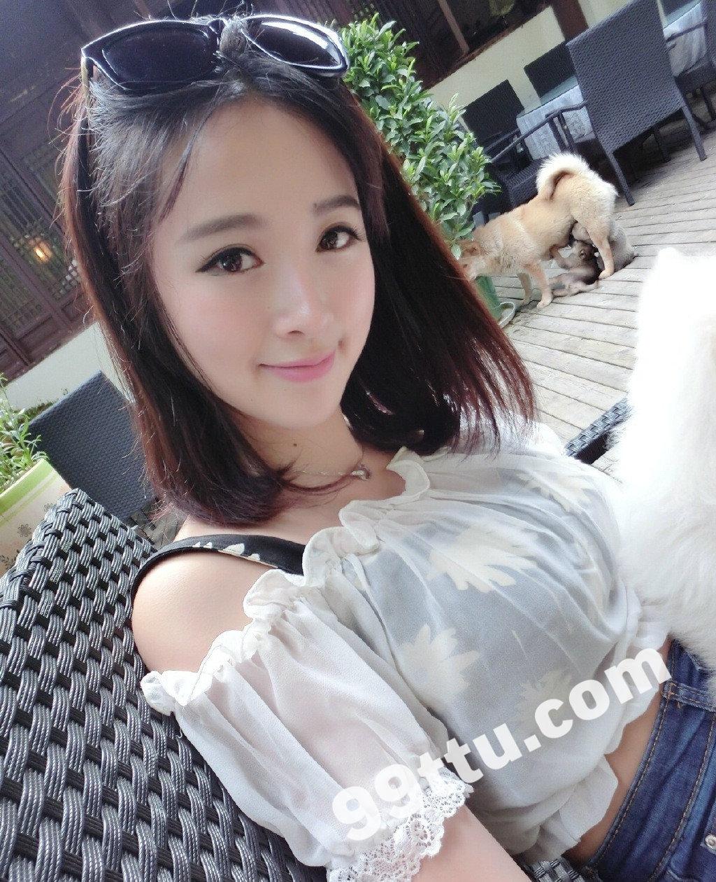 KK65_824张图+20个视频 美女一枚网恋生活照套图-3