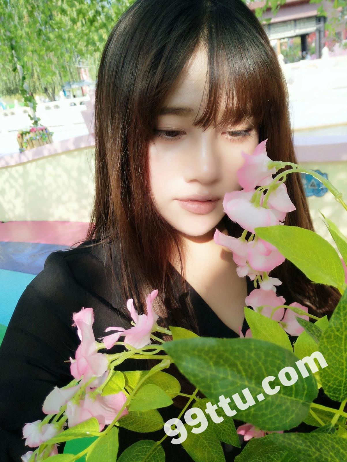 KK68_1464图+6个视频 青春可爱美女无水印高清生活照-3