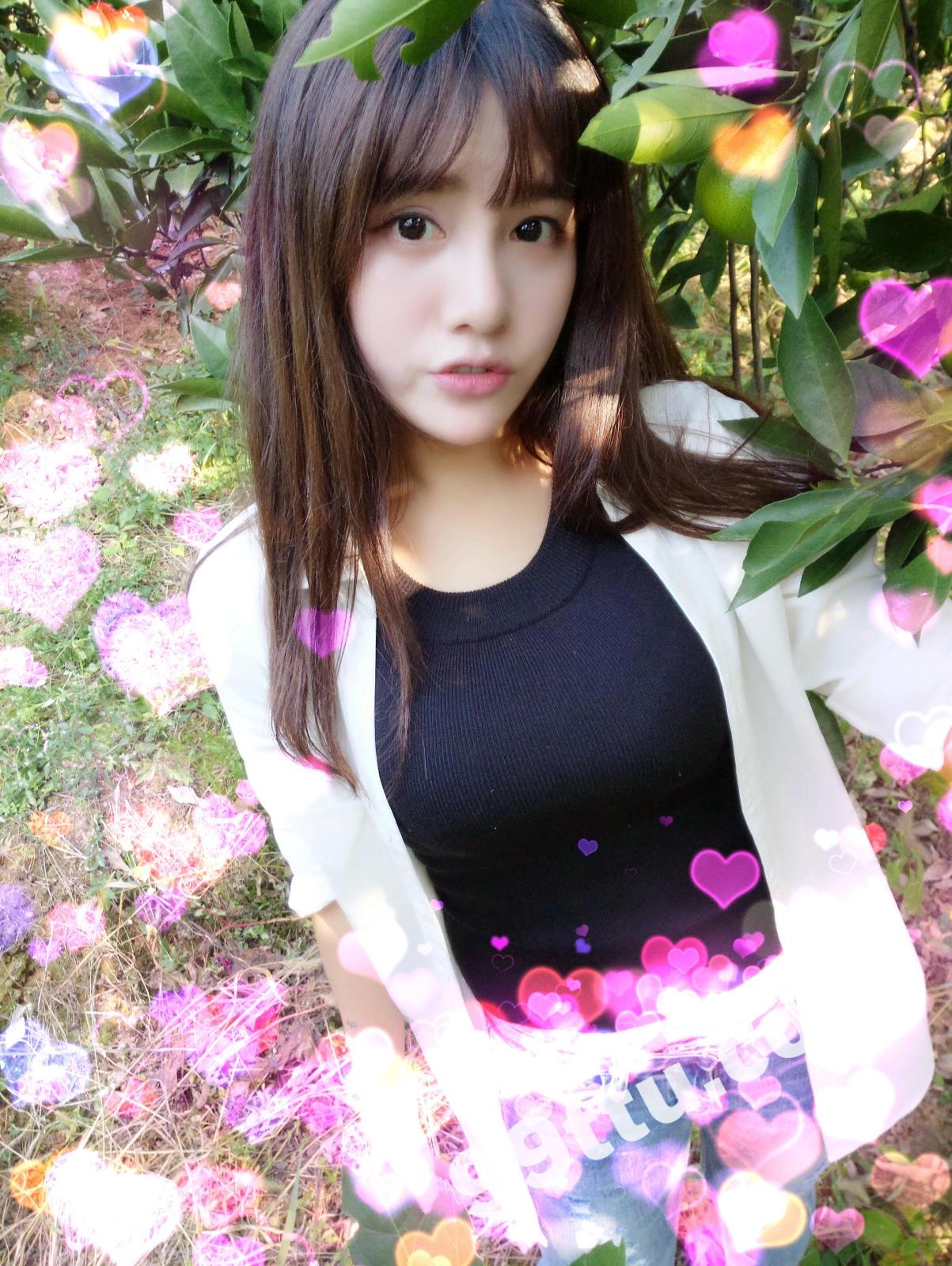 KK68_1464图+6个视频 青春可爱美女无水印高清生活照-9