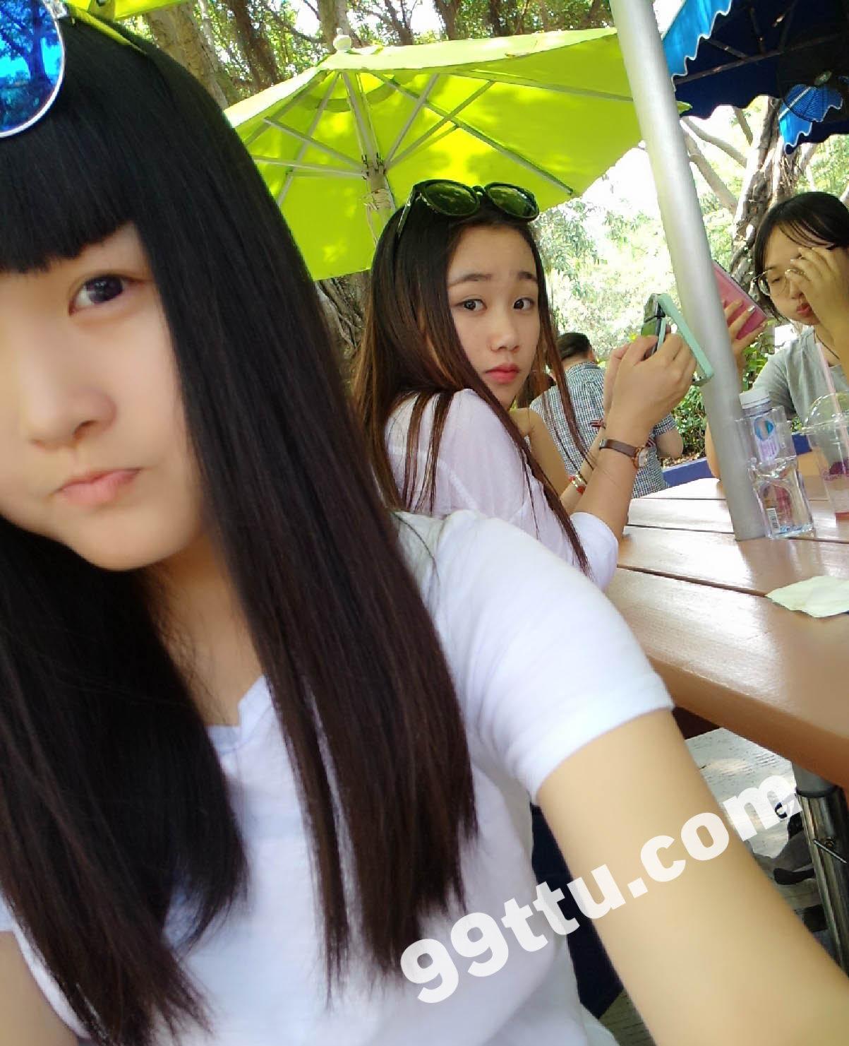 KK75_106张 超真实美女朋友圈生活照素材-2