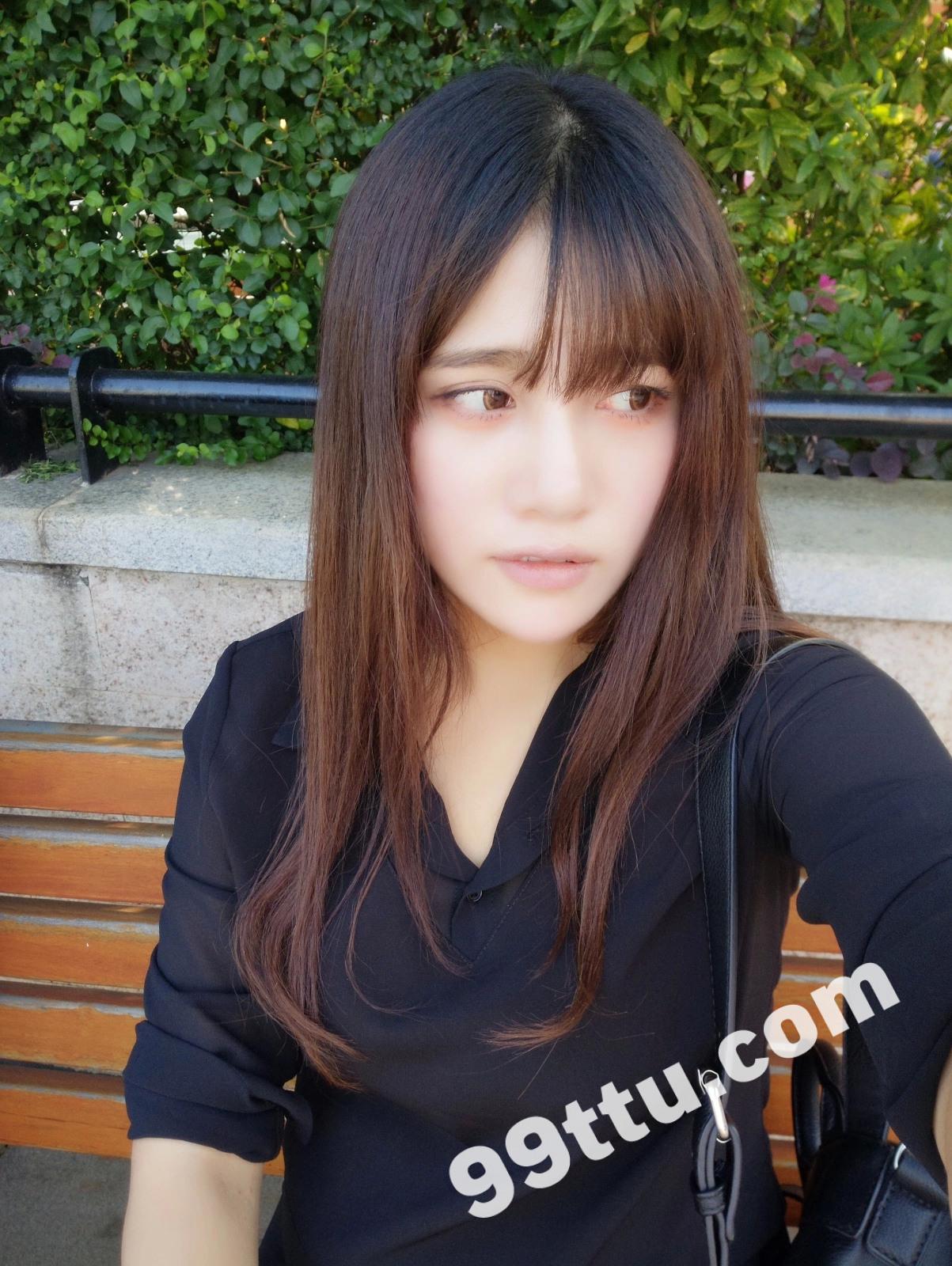 KK90_1390图+6视频 美女靓丽青春素材生活照-3