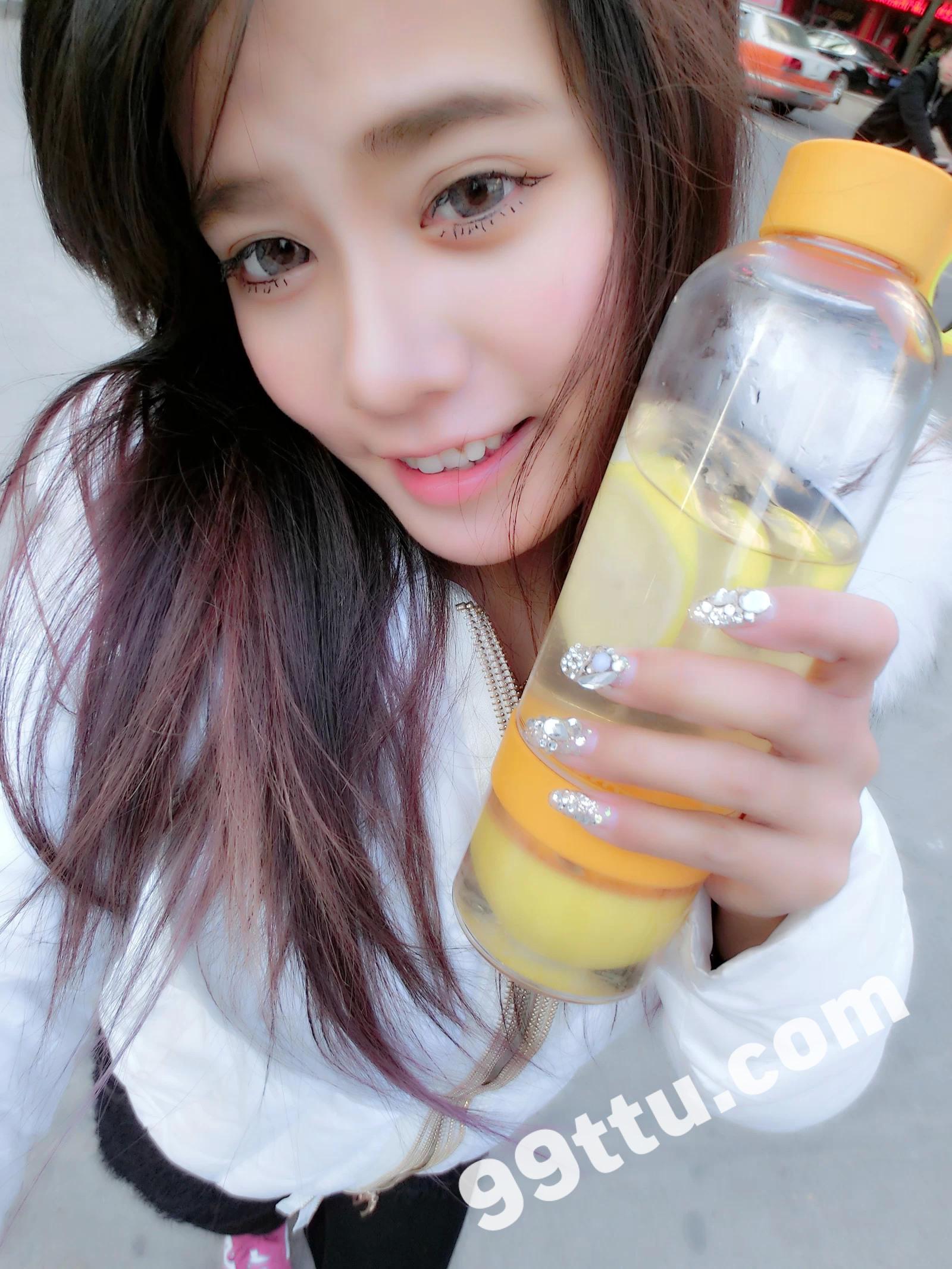 KK90_1390图+6视频 美女靓丽青春素材生活照-5
