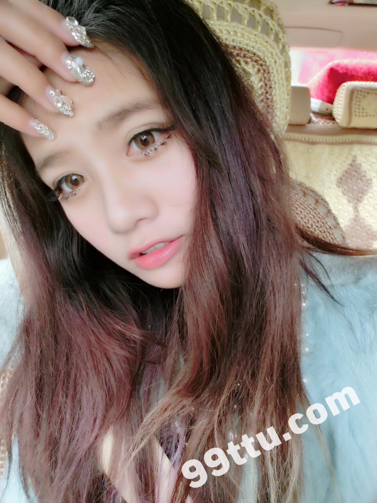 KK90_1390图+6视频 美女靓丽青春素材生活照-7