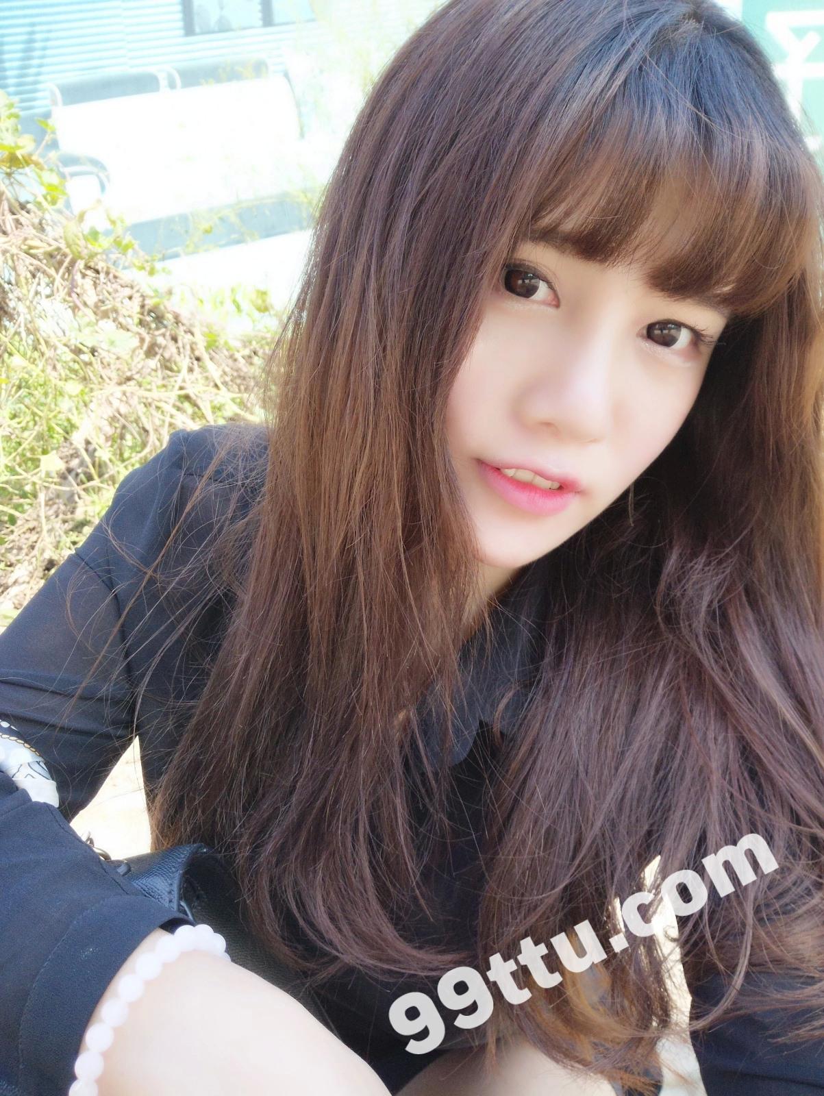 KK90_1390图+6视频 美女靓丽青春素材生活照-9