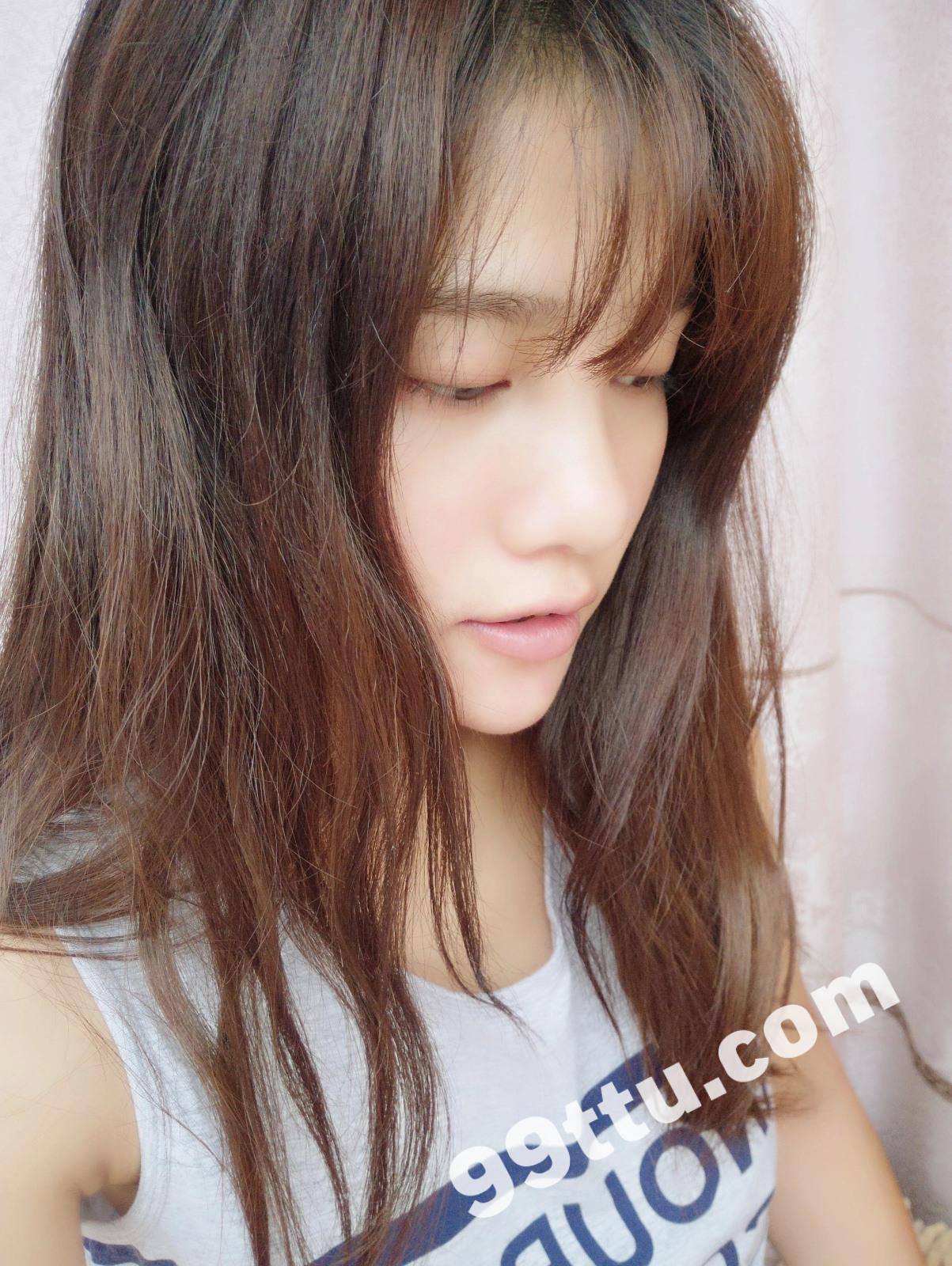 KK90_1390图+6视频 美女靓丽青春素材生活照-13