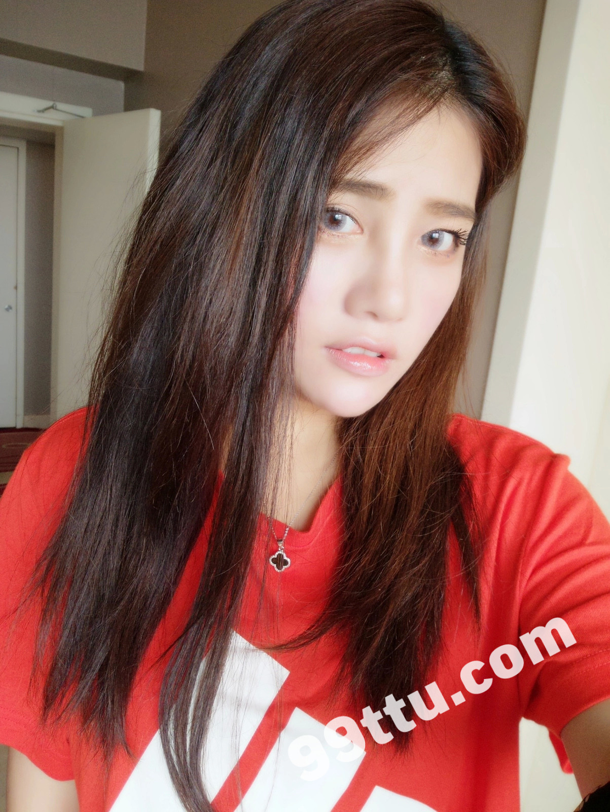 KK90_1390图+6视频 美女靓丽青春素材生活照-14