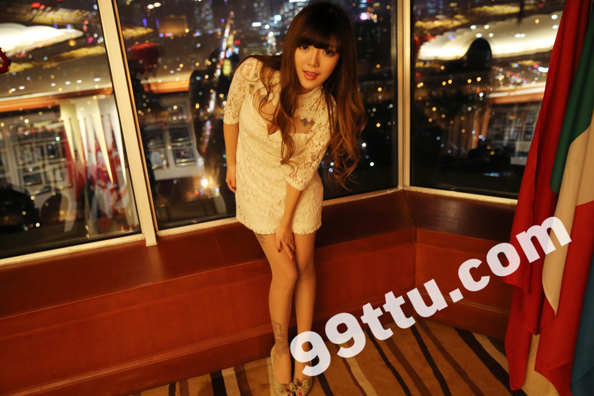 ZZ04_1868图 美腿带纹身好身材美女生活照素材套图-14