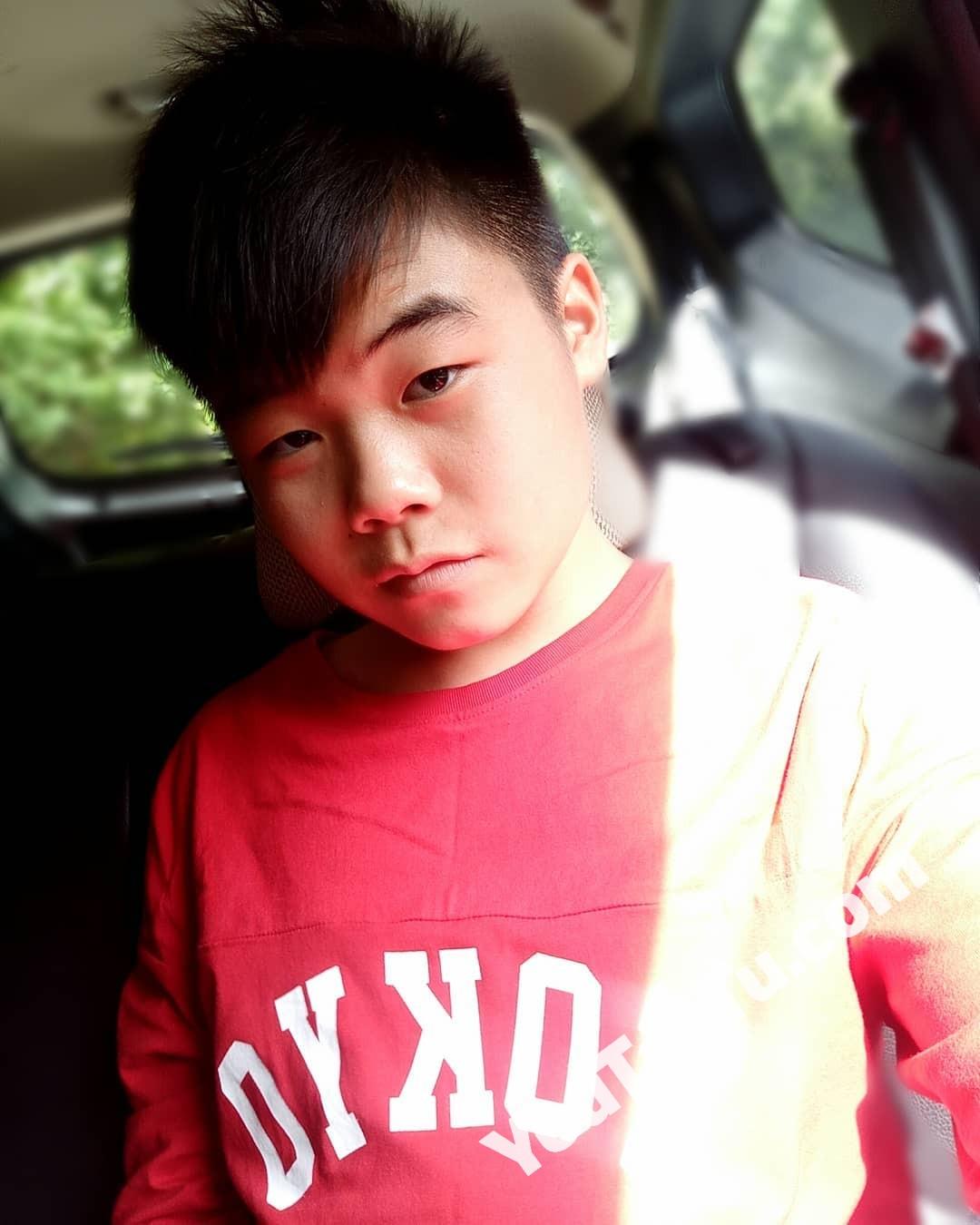 M08男图116照片(小年轻小男生小男孩同一个人真实素材)-8