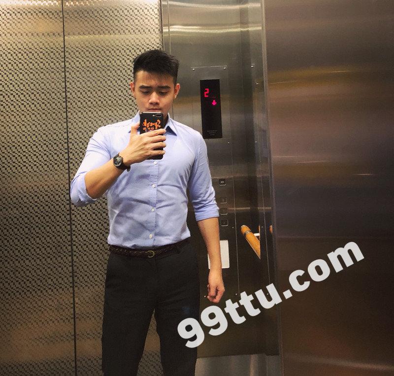 M55_男套图261照片+14视频(英俊小年轻青年男神旅游时尚自拍照微信朋友圈素材)-5