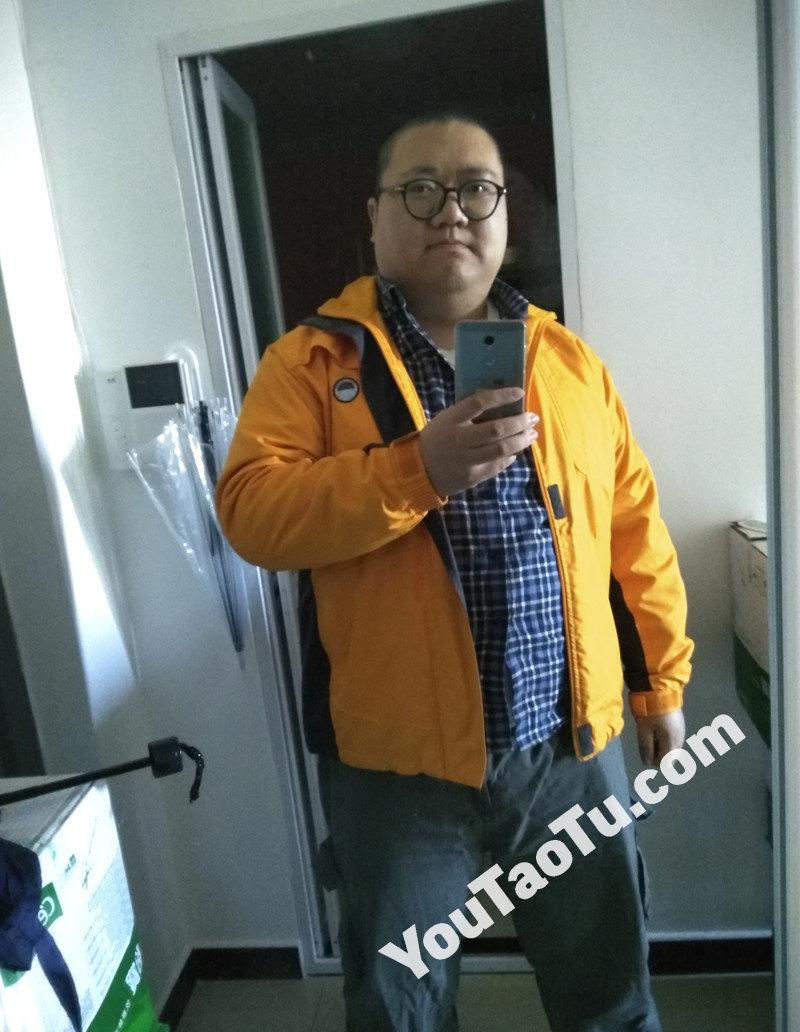 M68_男套图625照片+3视频(胖子真实普通男青年爱自拍肥胖男人)-9