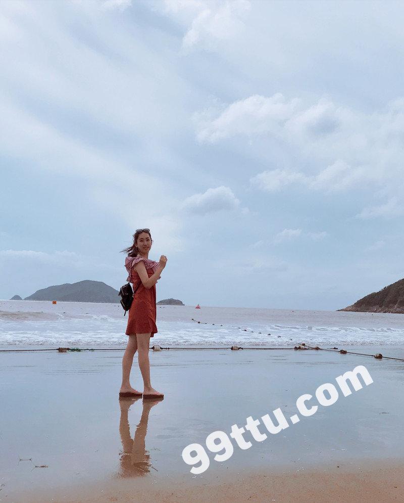 W44_女套图210照片+4视频(带娃少妇传统精致美女大家闺秀文韵气质佳弹古筝旅游时尚——美女真实微信头像)-10