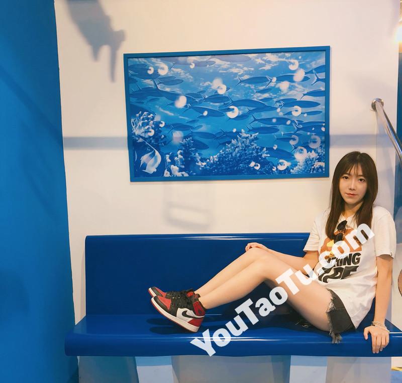 W60_女套图518照片(大学生 爱旅游 青春活力时尚美少女)-2