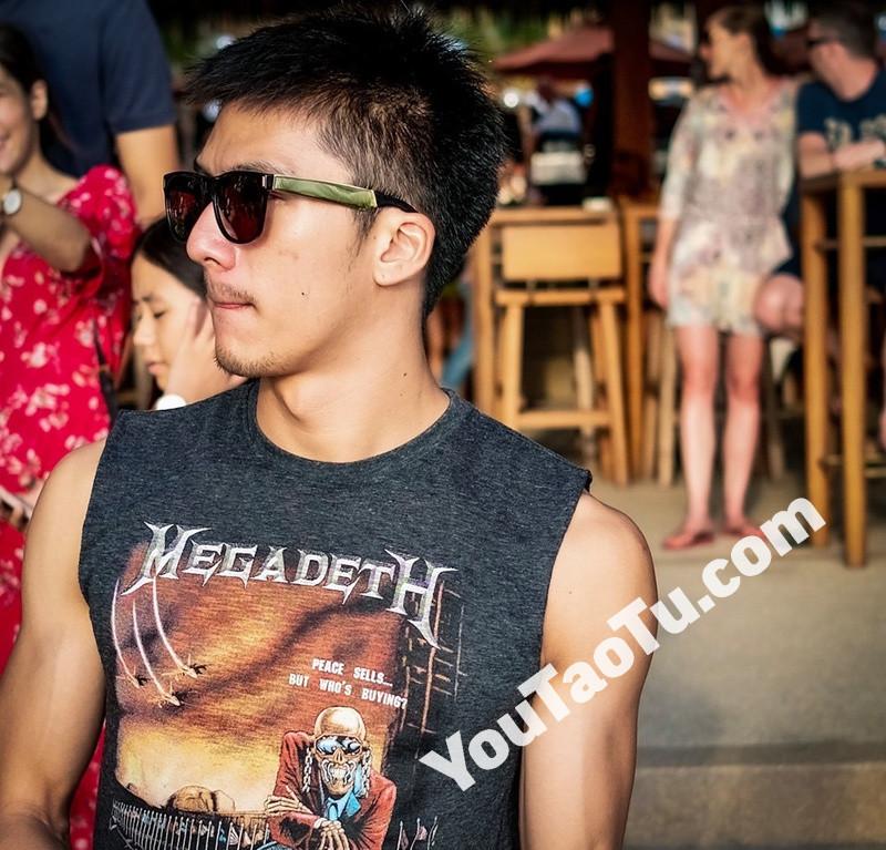 M84_男套图274照片(年轻帅哥好身材有腹肌男神自拍照 时尚青年男士成熟帅气模特照片)-3