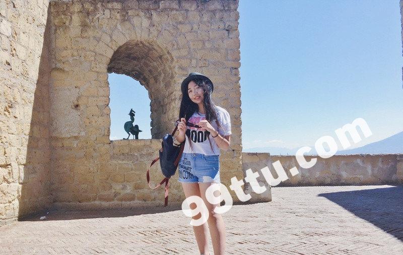 W101_女套图306照片+14视频(国外留学生小姐姐日常素材照微信朋友圈素材组图)-16