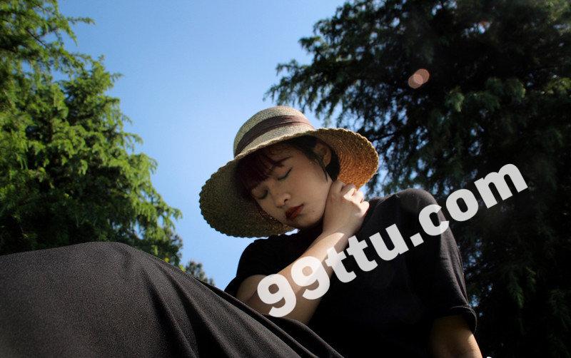 W80_女套图286照片+1视频(日系冷冷风格美少女同一个人套图 QQ空间包装朋友圈包装素材)-7