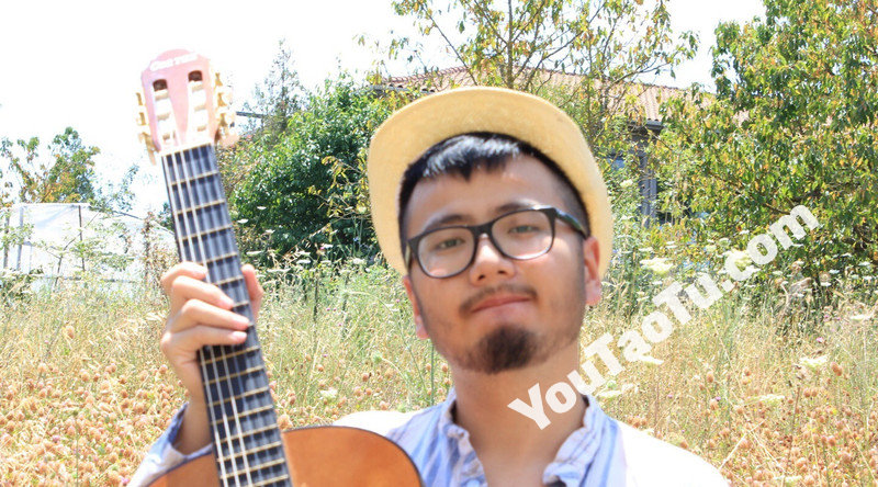 M121_男套图878照片+23视频(会弹吉他的音乐帅哥 文艺青年同人生活照)-4