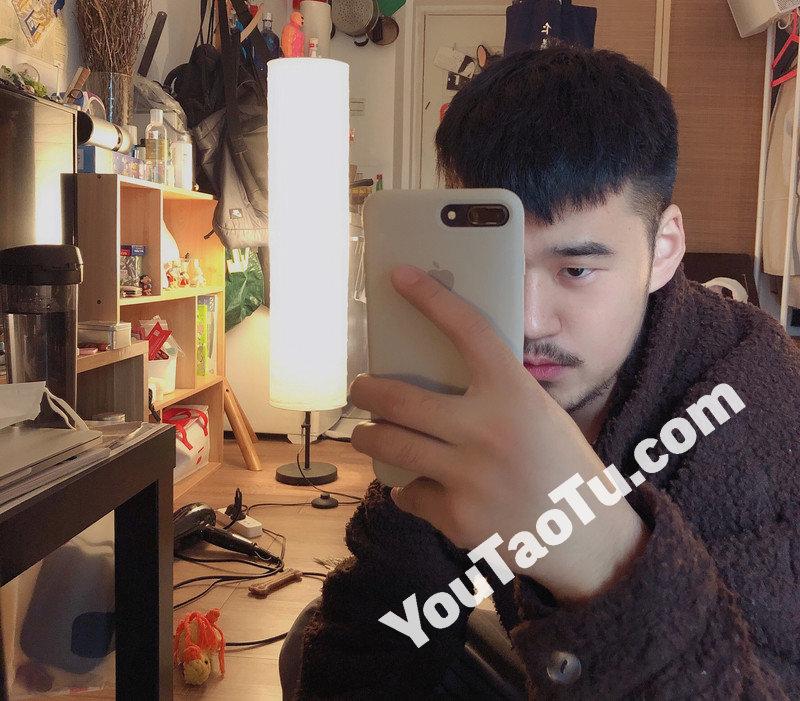 M141_男套图345照片+3视频(二十多岁成熟中年男同一个人生活照、帅哥生活照)-11